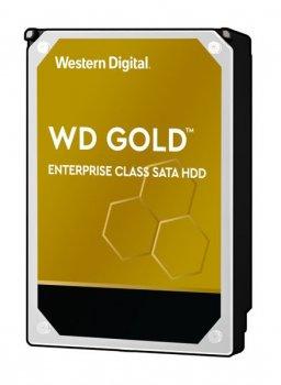 "Жесткий диск WD 3.5"" SATA 3.0 6TB 7200 256MB Gold (WD6003FRYZ)"