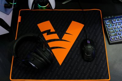 Игровая поверхность FS Holding Virtus.Pro 2019 L Control Black/Orange (FVPMPCONTROL1900L)