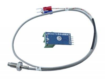 Модуль RobotDyn перетворювач термопари До-типу MAX6675 0-1024С для Arduino (115950)