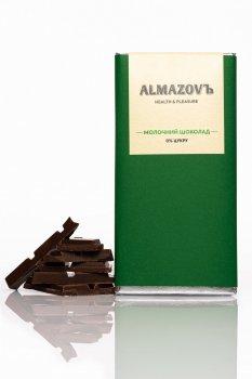 Almazovь молочный шоколад | 0% сахара