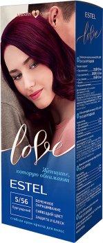 Стойкая крем-краска для волос Estel Love 100 мл