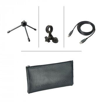 Мікрофон Audio-Technica AT2020 USB+
