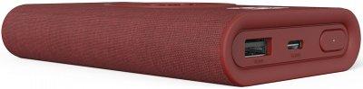 Зовнішній акумулятор iOttie iON Wireless Go Power Bank 10000 mAh Red (CHWRIO106RD)