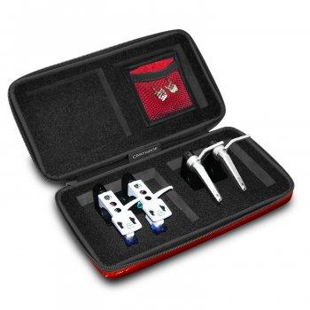 Кейс UDG Creator Cartridge Hardcase Red PU (U8452RD)