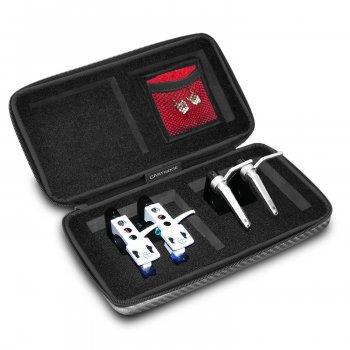 Кейс UDG Creator Cartridge Hardcase Silver PU (U8452SL)