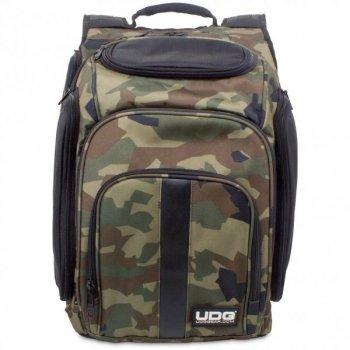 Рюкзак UDG Ultimate Digi BackPack Black Camo/Orange (U9101BC/OR)