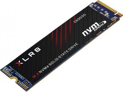SSD накопичувач SSD PNY CS3030 250GB M. 2 SATA 3 TLC (M280CS3030-250-RB)