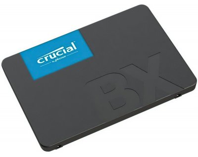 "SSD накопичувач Crucial BX500 Series 240GB 2.5"" SATAIII 3D NAND TLC (CT240BX500SSD1)"