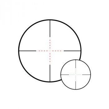 Оптичний приціл Hawke Vantage IR 2-7x32 AO (Mil Dot IR R/G) (922106)