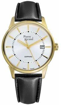 Чоловічі наручні годинники Pierre Ricaud PR 97214.1213 Q