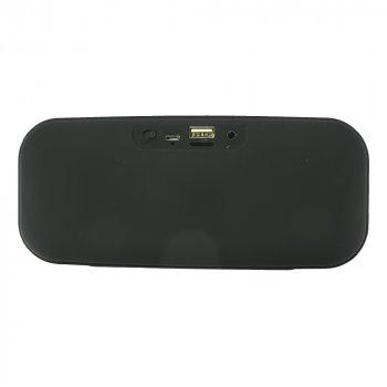 Портативна Bluetooth колонка Optima MK-1 Infinity Black (16557)