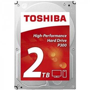 Жесткий диск 3.5 дюйма 2TB TOSHIBA (HDWD120UZSVA)