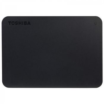 Внешний жесткий диск 2.5 дюйма 4TB TOSHIBA (HDTB440EK3CA)