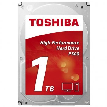 Жесткий диск 3.5 дюйма 1TB TOSHIBA (HDWD110UZSVA)