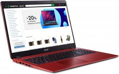 Ноутбук Acer Aspire 3 A315-56-5193 (NX.HS7EU.00G) Rococo Red