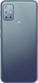 Мобільний телефон Motorola G20 4/128GB Breeze Blue (789441)