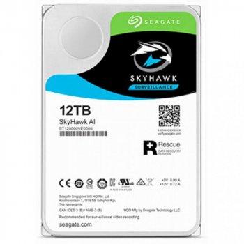 Seagate SkyHawk Al Surveillance 256MB ST12000VE0008 (ST12000VE0008)