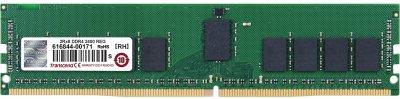Оперативна пам'ять Transcend DDR4-2400 16384MB PC4-19200 (TS2GHR72V4B)