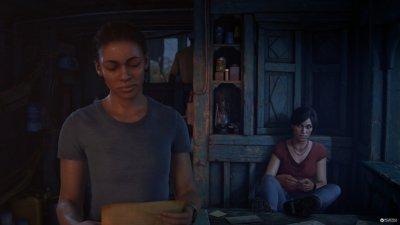 Игра Uncharted: Утраченное наследие. The Lost Legacy - Хиты PlayStation для PS4 (Blu-ray диск, Russian version)