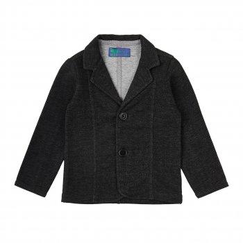 Пиджак для мальчика Kit-lime Серый Пиджак Хлопок Украина Украина