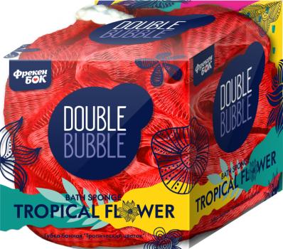 Губка лазнева Фрекен Бок Tropical Flower (45200400_4823071640250)