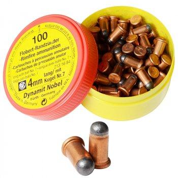 Патроны Флобера Dynamit Nobel RWS (4.0mm, 1шт)