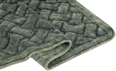 Набір килимків Arya Hasir 50х60, 60х100 Зелений (TR1006872)
