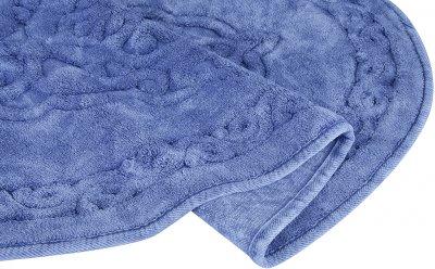 Набір килимків Arya Овал Antik 50х60, 60х100 Блакитний (TR1006873)