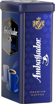 Кава мелена Ambassador Blue Label 230 г (8719325224498)