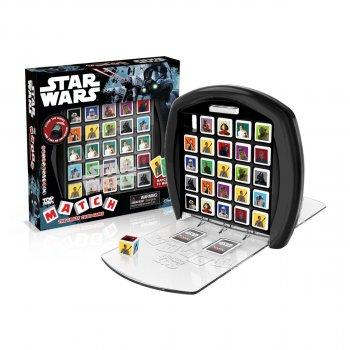 Настільна гра Winning Moves Top Trumps Match Star Wars (5036905001533)