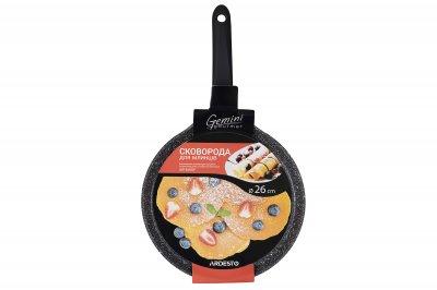 Сковорода для блинов Ardesto Gemini Gourmet 26 см (AR1926GP)