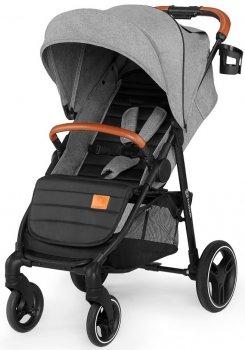 Прогулочная коляска KinderKraft Grande 2020 Grey (158726)