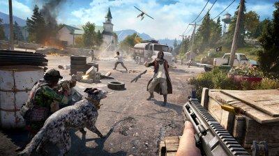 Ключ активации Far Cry 5 (Xbox One)