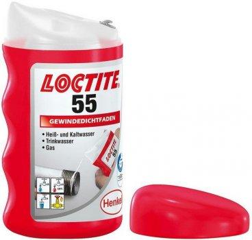 Нитка ущільнювальна HENKEL Loctite 55 поліамідна 160 м (2056936)