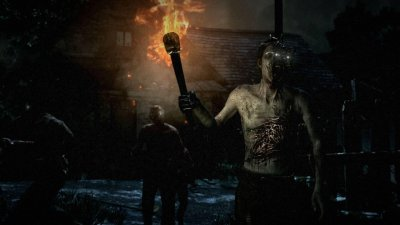The Evil Within (Xbox One, русские субтитры)