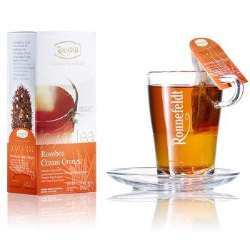 Травяной чай Роннефельдт Ройбуш Крем Оранж • Joy of Tea® Rooibos Cream Orange 15*3g