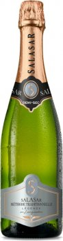 Вино ігристе Salasar Blanquette De Limoux Legende 1/2 Sec CC біле demi sec 0.75 л 11.5% (3300300650019)