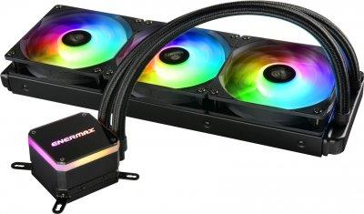 Система жидкостного охлаждения Enermax Liqmax III 360 RGB (ELC-LMT360-ARGB)