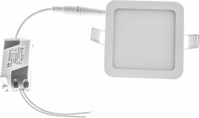 Світильник точковий Brille LED-371/6 Вт WW (L121-108)