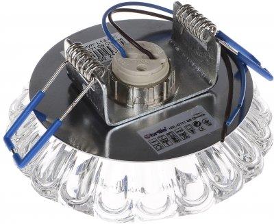Світильник точковий Brille HDL-G171 G9 CH CL (L13-001)