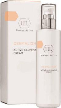 Активный отбеливающий крем Holy Land Dermalight Active Illuminating cream 50 мл (7290101326502)