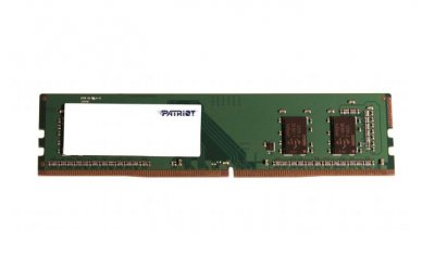 Модуль пам'яті DDR4 4GB/2400 Patriot Signature Line (PSD44G240041)
