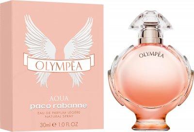 Парфюмированная вода для женщин Paco Rabanne Olympea Aqua Legere спрей 30 мл (3349668563265)