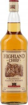 Виски Highland Chief 3 YO blended 1 л 40% (5060000034363)