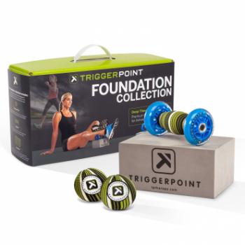 Массажный набор Trigger Point Foundation Collection 350044