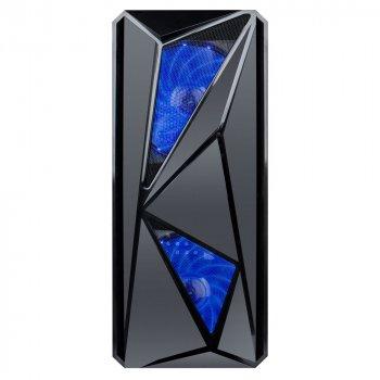 Корпус 1stPlayer F4-A1 Blue LED без БЖ