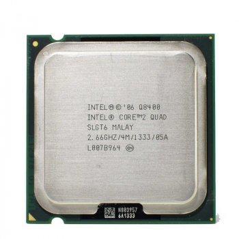 Процесор Intel Core2 Quad Q8400 LGA775 2.7 GHz/ 4 MB/ 1333 Mhz s775 Tray Б/У