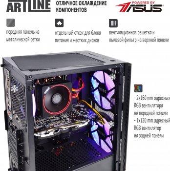 Компьютер Artline Gaming X61 v10