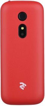 Мобільний телефон 2E E180 2019 Dual Sim Red