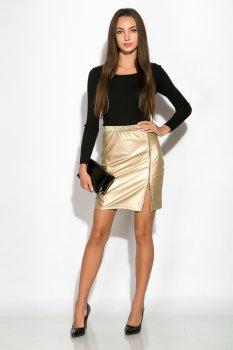 Спідниця Time of Style 120PKLD1420-1 Золото